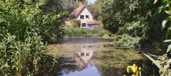 'Introduction to mindfulness in nature' weekend – Walnut Farm, Norfolk, UK