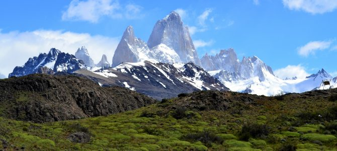 End of year Patagonian adventure!